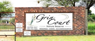 Grin Court Entrance