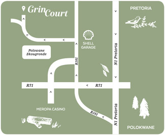 Grin Court Map